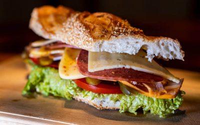 La communication sandwich